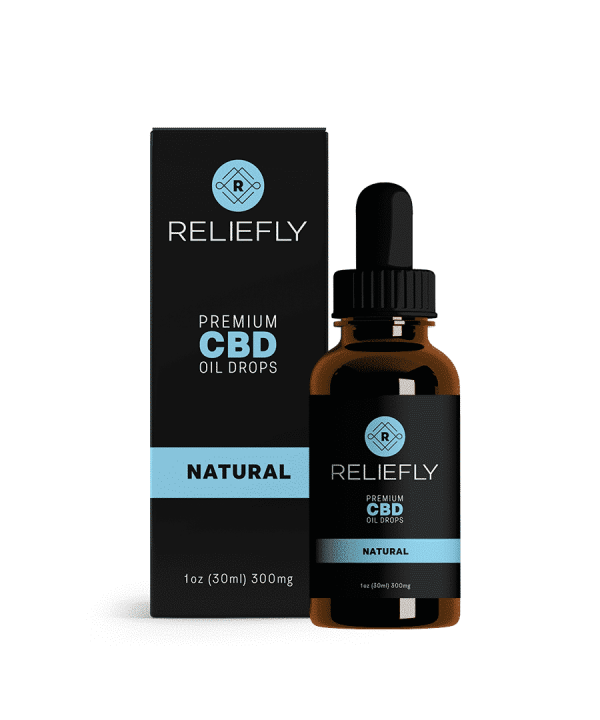 300mg Full Spectrum CBD Oil Tincture