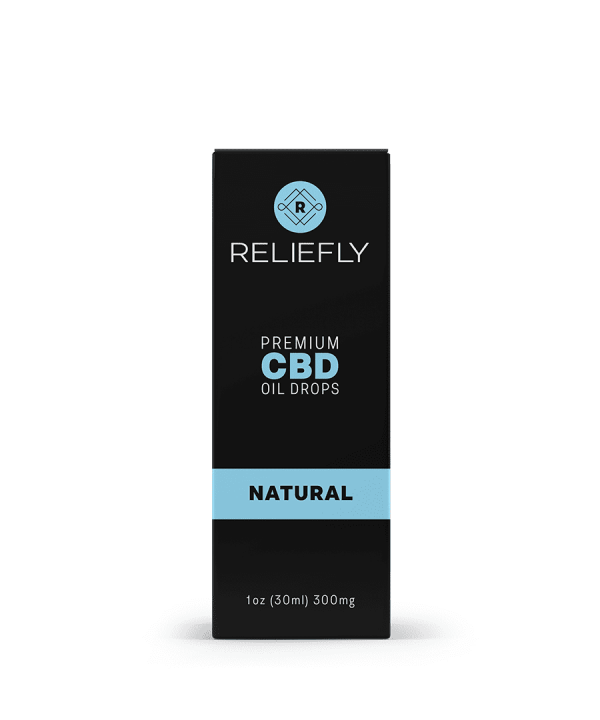 CBD Oil 300mg box