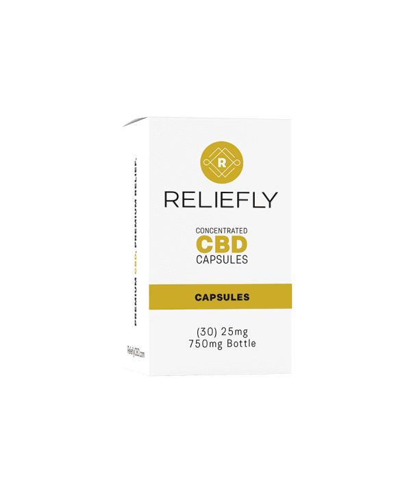 CBD Capsule box