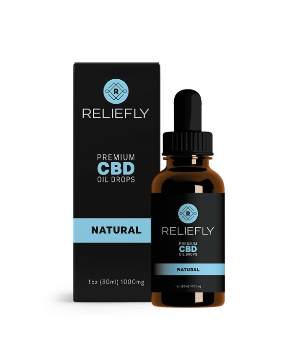 1000mg Full Spectrum CBD Oil Tincture