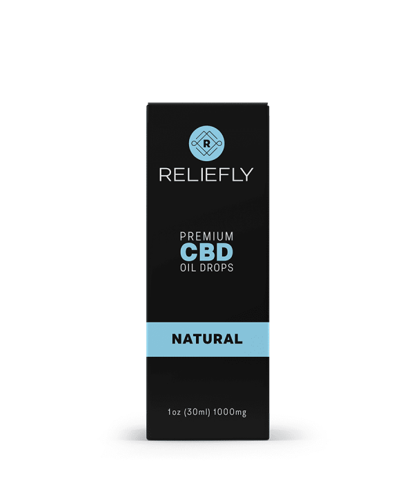 CBD Oil box