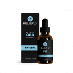 600mg Full Spectrum CBD Oil Tincture