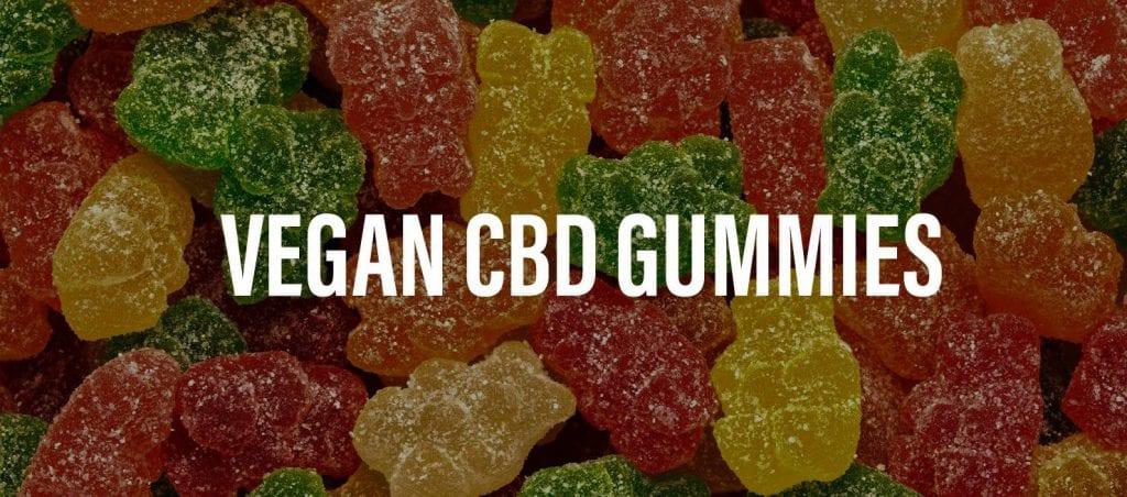 Vegan CBD Gummies